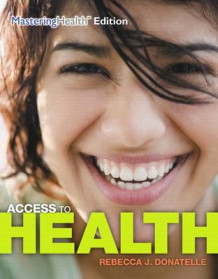 Access to Health Plus Masteringhealth with Etext -- Access Card Package av Rebecca J Donatelle (Blandet mediaprodukt)