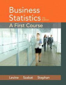 Business Statistics av David M. Levine, Kathryn A. Szabat og David F. Stephan (Heftet)