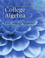 Omslag - College Algebra Plus MyMathLab with Pearson eText - Access Card Package