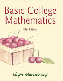 Basic College Mathematics Plus New Mymathlab with Pearson Etext -- Access Card Package av Elayn Martin-Gay (Blandet mediaprodukt)