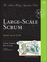 Omslag - Large-Scale Scrum