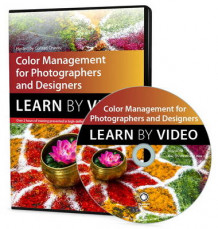 Color Management for Photographers and Designers av Conrad Chavez (DVD-ROM)