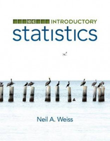 Introductory Statistics Plus Mystatlab with Pearson Etext -- Access Card Package av Neil A Weiss (Blandet mediaprodukt)