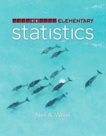 Elementary Statistics Plus Mystatlab with Pearson Etext -- Access Card Package av Neil A Weiss (Blandet mediaprodukt)