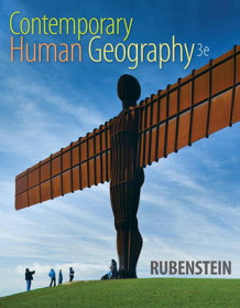 Contemporary Human Geography Plus MasteringGeography with eText -- Access Card Package av James M. Rubenstein (Blandet mediaprodukt)