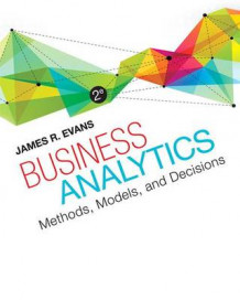 Business Analytics av James R. Evans (Blandet mediaprodukt)
