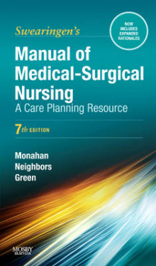 Manual of Medical-Surgical Nursing av Frances Donovan Monahan, Carol Green og Marianne Neighbors (Heftet)
