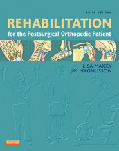 Rehabilitation for the Postsurgical Orthopedic Patient av Jim Magnusson og Lisa Maxey (Innbundet)