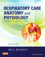 Respiratory Care Anatomy and Physiology av Will Beachey (Heftet)