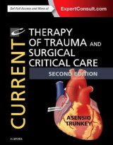 Omslag - Current Therapy of Trauma and Surgical Critical Care