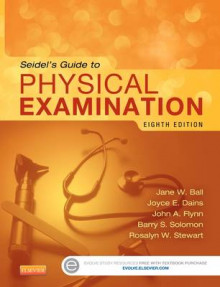 Seidel's Guide to Physical Examination av Jane W. Ball, Joyce E. Dains, John A. Flynn, Barry S. Solomon og Rosalyn W. Stewart (Innbundet)
