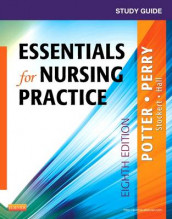 Study Guide for Essentials for Nursing Practice av Patricia Castaldi, Amy Hall, Anne Griffin Perry, Patricia A. Potter og Patricia Stockert (Heftet)