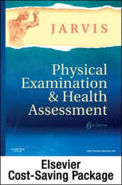 Physical Examination and Health Assessment - Text and Elsevier Adaptive Learning Package av Carolyn Jarvis (Blandet mediaprodukt)