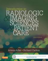Omslag - Introduction to Radiologic and Imaging Sciences and Patient Care