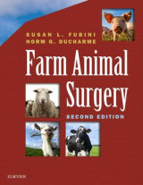 Omslag - Farm Animal Surgery
