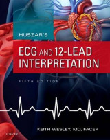 Omslag - Huszar's ECG and 12-Lead Interpretation