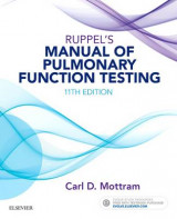 Omslag - Ruppel's Manual of Pulmonary Function Testing