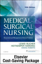 Medical-Surgical Nursing - Single Volume Text and Virtual Clinical Excursions Online Package av Shannon Ruff Dirksen, Margaret M Heitkemper og Sharon L Lewis (Innbundet)