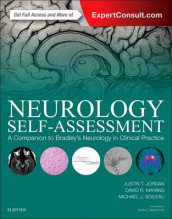 Neurology Self-Assessment: A Companion to Bradley's Neurology in Clinical Practice av Justin T. Jordan, David R. Mayans og Michael J. Soileau (Heftet)