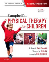 Omslag - Campbell's Physical Therapy for Children
