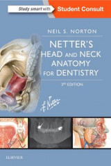 Omslag - Netter's Head and Neck Anatomy for Dentistry