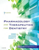 Omslag - Pharmacology and Therapeutics for Dentistry