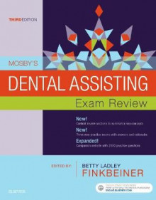 Mosby'S Dental Assisting Exam Review 3e av Mosby og Betty Ladley Finkbeiner (Heftet)