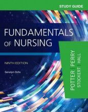 Study Guide for Fundamentals of Nursing av Amy Hall, Geralyn Ochs, Anne Griffin Perry, Patricia A. Potter og Patricia Stockert (Heftet)