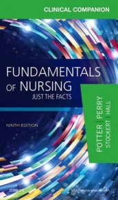 Clinical Companion for Fundamentals of Nursing av Amy Hall, Anne Griffin Perry, Veronica Peterson, Patricia A. Potter og Patricia Stockert (Heftet)