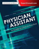 Omslag - Physician Assistant: A Guide to Clinical Practice