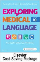Omslag - Medical Terminology Online for Exploring Medical Language (Access Code and Textbook Package)