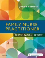 Omslag - Family Nurse Practitioner Certification Review