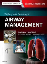 Omslag - Hagberg and Benumof's Airway Management