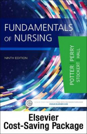 Fundamentals of Nursing - Single-Volume Text and Elsevier Adaptive Quizzing Package av Elsevier, Amy Hall, Anne Griffin Perry, Patricia A. Potter og Patricia Stockert (Innbundet)