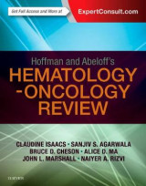 Omslag - Hoffman and Abeloff's Hematology-Oncology Review