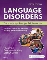 Omslag - Language Disorders from Infancy through Adolescence