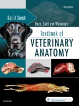 Omslag - Dyce, Sack, and Wensing's Textbook of Veterinary Anatomy