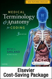 Medical Terminology Online for Medical Terminology & Anatomy for Coding (Access Code and Textbook Package) av Betsy J Shiland (Heftet)