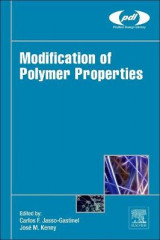 Omslag - Modification of Polymer Properties