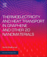 Omslag - Thermoelectricity and Heat Transport in Graphene and Other 2D Nanomaterials