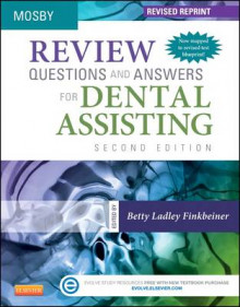 Review Questions and Answers for Dental Assisting av Mosby og Betty Ladley Finkbeiner (Heftet)