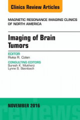 Omslag - Imaging of Brain Tumors, an Issue of Magnetic Resonance Imaging Clinics of North America