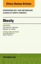 Omslag - Obesity, an Issue of Endocrinology and Metabolism Clinics of North America