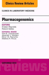 Omslag - Pharmacogenomics and Precision Medicine, an Issue of the Clinics in Laboratory Medicine