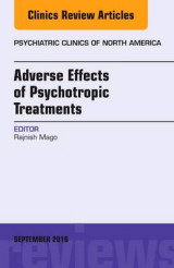 Omslag - Adverse Effects of Psychotropic Treatments, an Issue of the Psychiatric Clinics