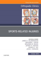 Omslag - Sports-Related Injuries, an Issue of Orthopedic Clinics