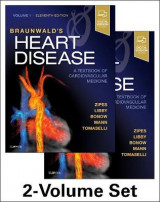 Omslag - Braunwald's Heart Disease: A Textbook of Cardiovascular Medicine, 2-Volume Set