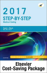 Omslag - Step-By-Step Medical Coding 2017 Edition - Text, Workbook, 2017 ICD-10-CM for Hospitals Professional Edition, 2017 ICD-10-PCs Professional Edition, 2017 HCPCS Professional Edition and AMA 2017 CPT Professional Edition Package