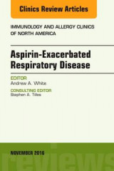 Omslag - Aspirin-Exacerbated Respiratory Disease, an Issue of Immunology and Allergy Clinics of North America