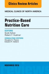 Omslag - Practice-Based Nutrition Care, an Issue of Medical Clinics of North America